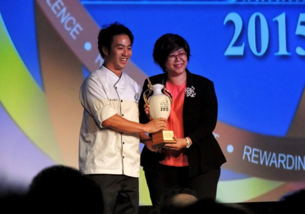 Meat & Livestock Australia Rising Chef of the Year – Bryan Chia, Morsels