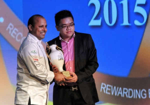Vismark Asian Cuisine Chef of the Year – Javed Ahamad, Punjab Grill Singapore, The Shoppes At Marina Bay Sands