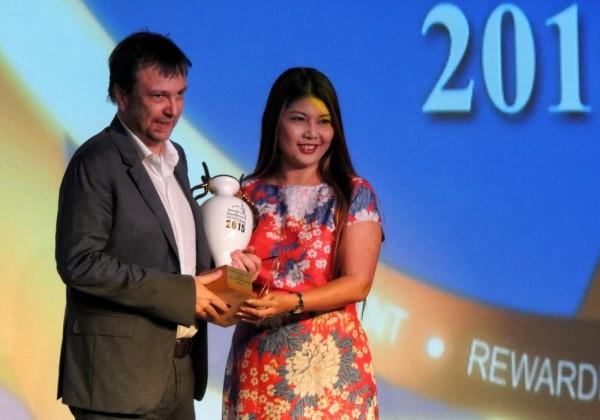 TungLok Asian Cuisine Chef of the Year (Regional) – David Thompson,Nahm Restaurant, The Metropolitan, Bangkok