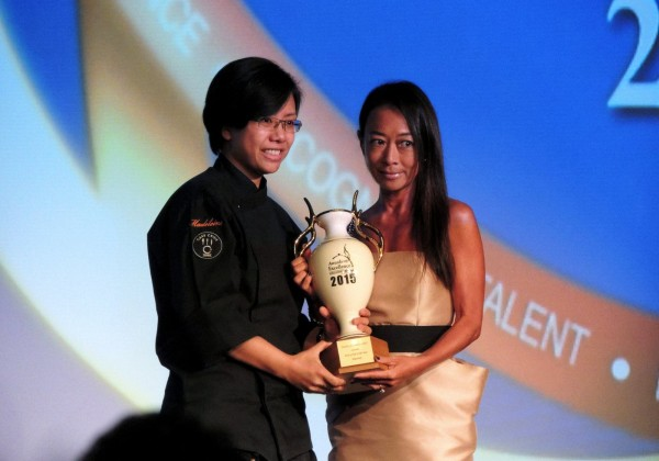 Luzerne Pastry Chef of the Year (Regional) – Joanne Yeong, Cake Crisis Central, Malaysia