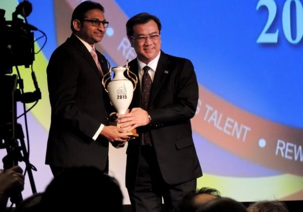 Sia Huat Food & Beverage Manager of the Year – Ravi Muthiah, Resorts World at Sentosa