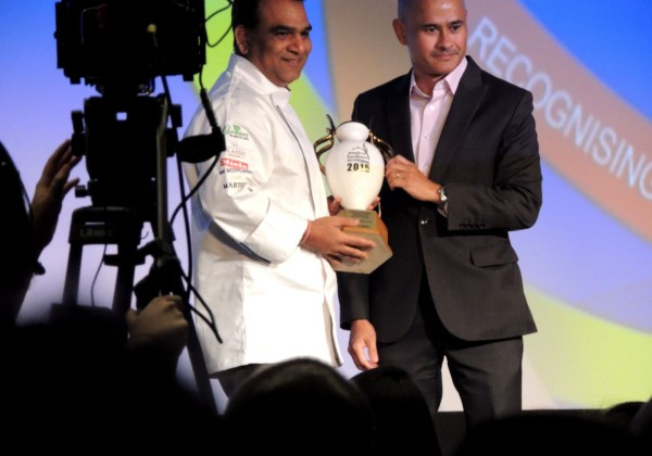 Scripps Networks Interactive Choice Awards: Asia's Pastry Star – Niklesh Sharma
