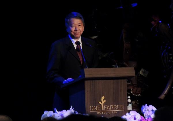 The Macallan Lifetime Achievement Award – Dr Tan Chin Nam