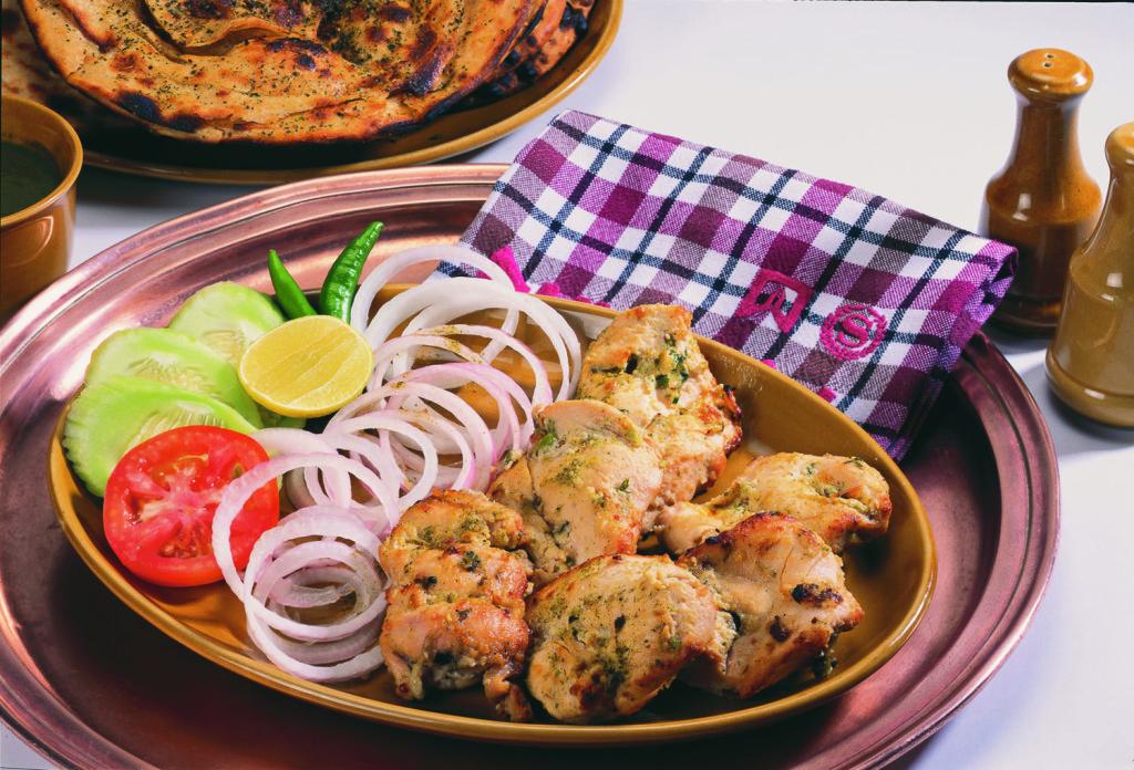 Bukhara Malai Kabab