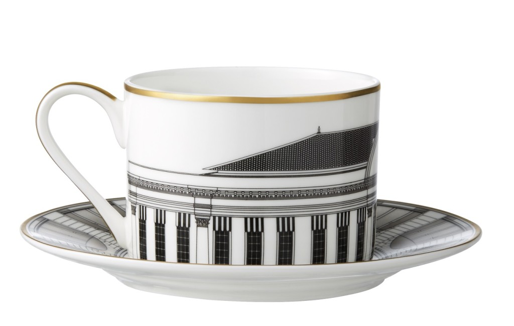 Collection De La Maison Tea Cup & Saucer $29