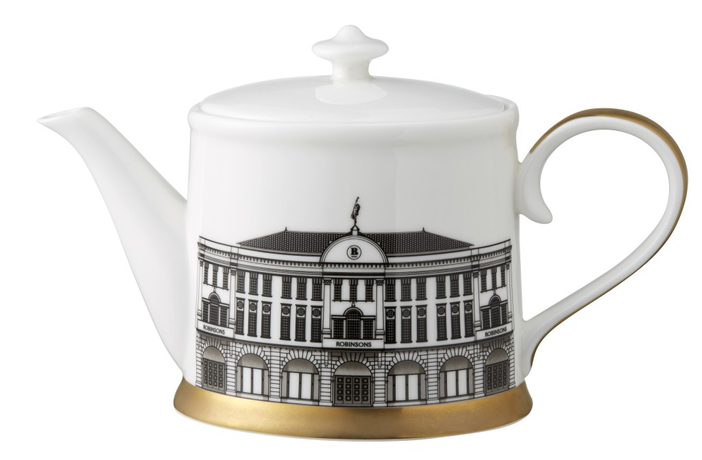 Collection De La Maison Tea Pot $45