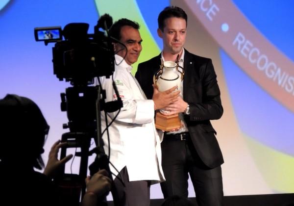 Electrolux Culinary Institution of the Year (Regional) -AcademyOfPastryArtsMalaysia