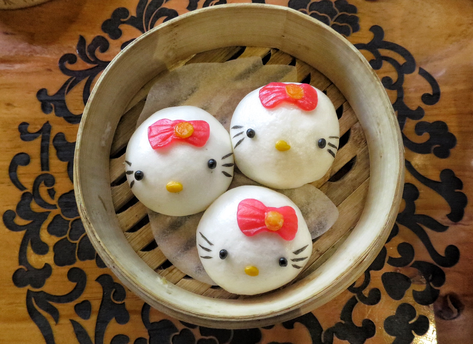 Hello Kitty Chinese Cuisine Hong Kong Just Instagram