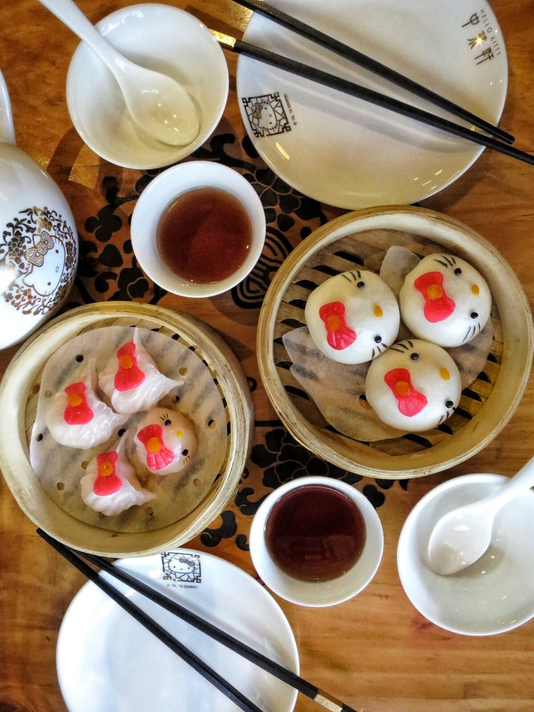 Hello Kitty Chinese Cuisine Hong Kong: Just Instagram