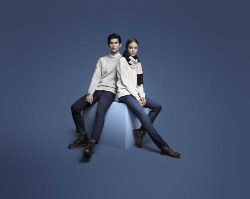 UNIQLO Re-Jean Campaign 06