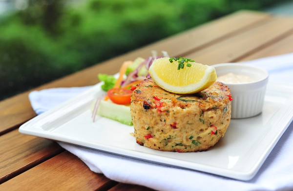 Virginia-style Crab Cake