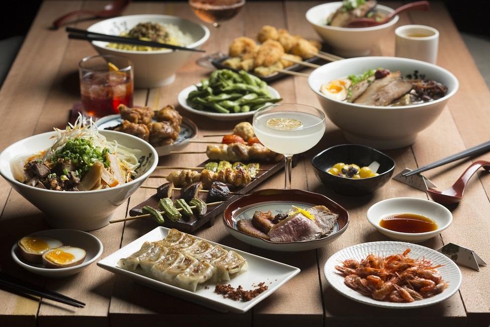 Uma uma izakaya restaurant bar opens at millenia walk for Food bar 2015