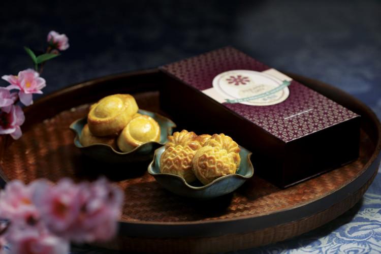 Old Seng Choong Pineapple Tarts