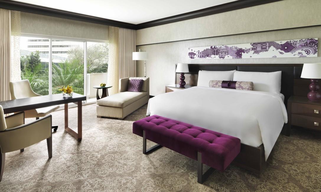 Fairmont Singapore - Fairmont Premier Room