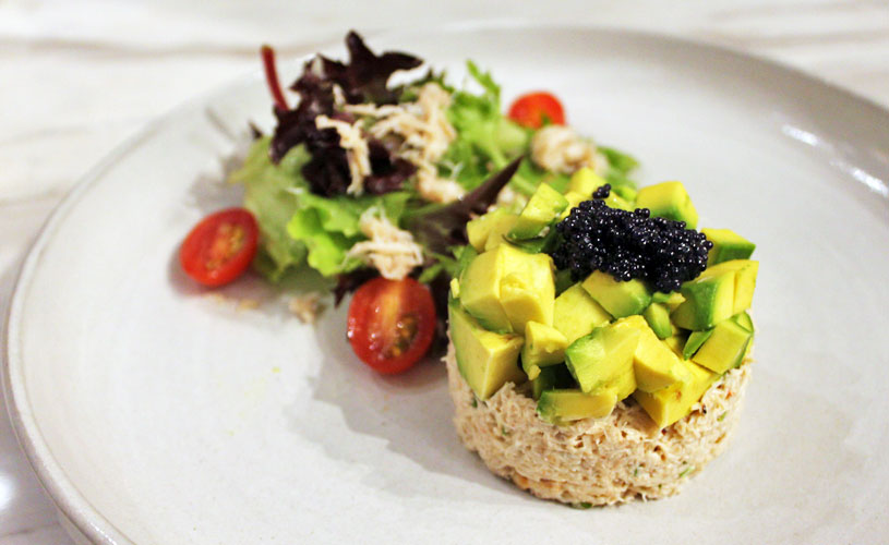 cafes-in-orchard-coffee-academics-scotts-square-crab-salad-with-avocado
