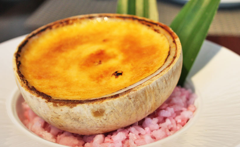 osha-bangkok-thai-restaurant-wireless-road-coconut-creme-brulee