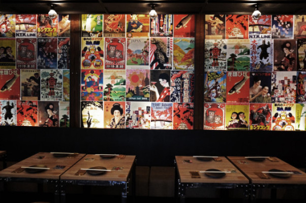 jinzakaya-les-amis-group-starts-a-new-wave-of-izakaya-posters