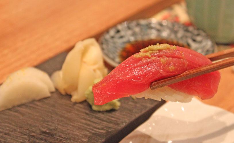 sushi-jin-les-amis-omakase-menu-maguro-nigiri