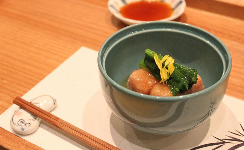 sushi-jin-les-amis-omakase-menu-special-fried-yam