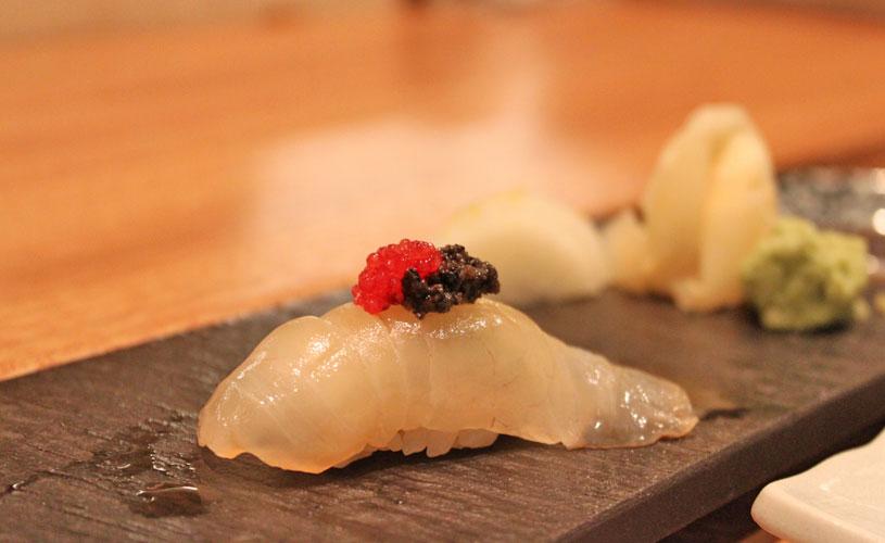 sushi-jin-les-amis-omakase-menu-truffle-nigiri