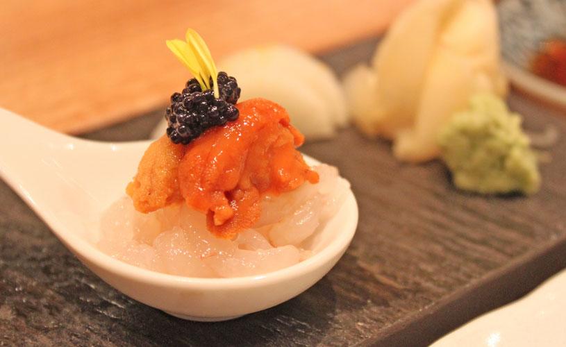 sushi-jin-les-amis-omakase-menu-uni-on-amaebi