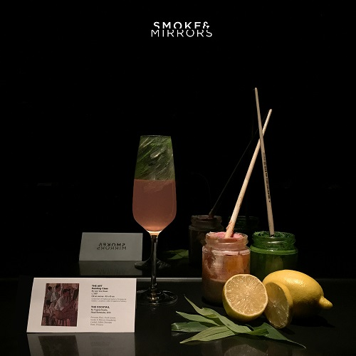 world-of-theatrical-cocktails-at-smoke-mirrors-national-gallery-painting-glass