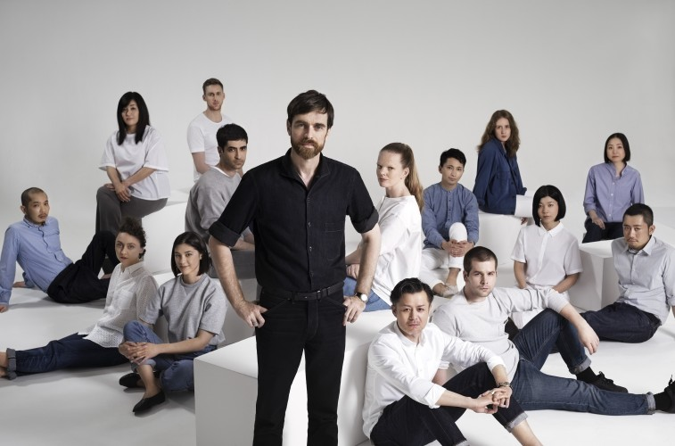 Campaign Visual - UNIQLO Paris RnD Team