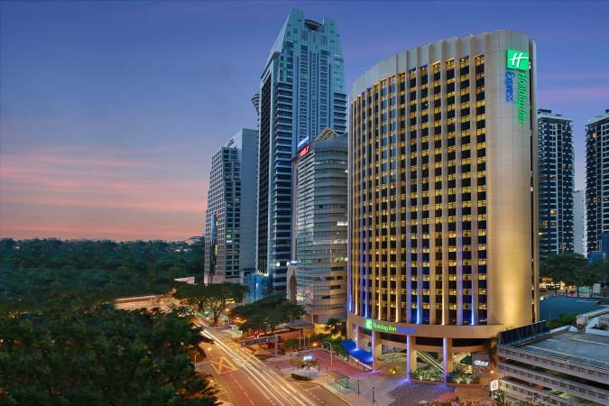 Holiday Inn Express KL City Centre - Facade 1
