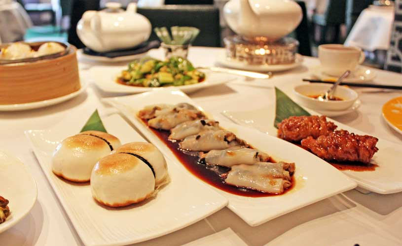 the finest dim sum hong kong has to offer at cuisine cuisine ForCuisine X Hong Kong