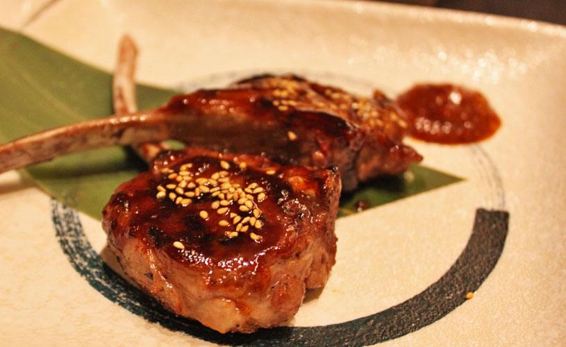 vietnam-saigon-japanese-cuisine-sorae-lambchop-miso-sauce
