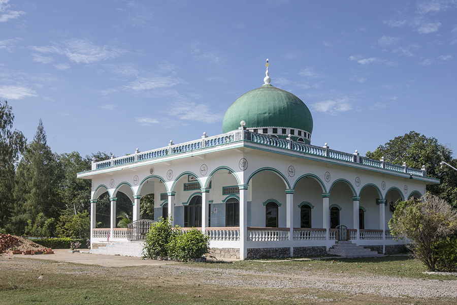 Mosque in rural Cambodia