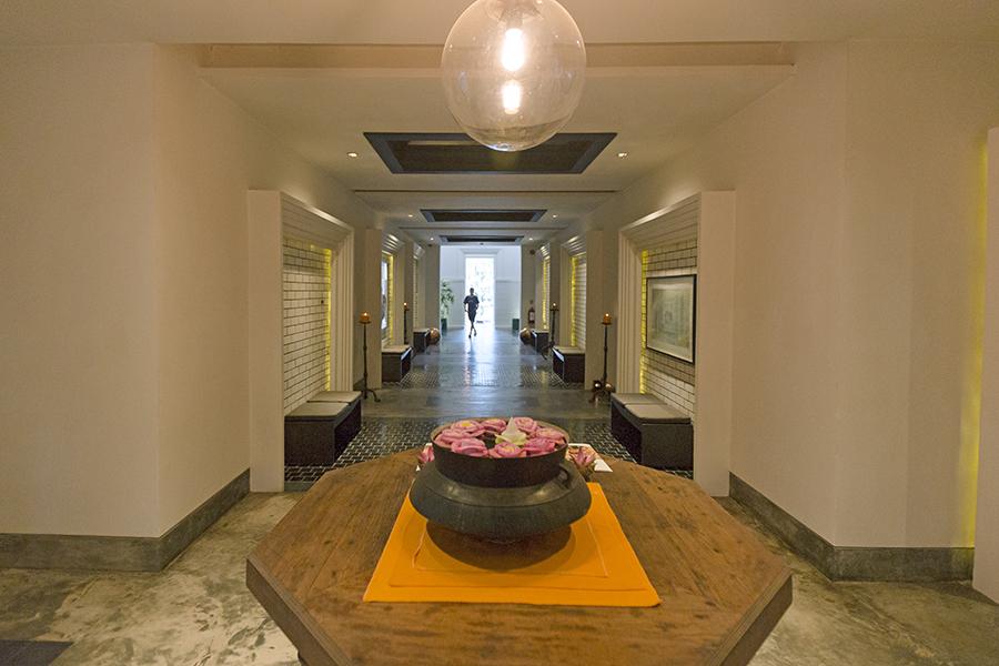 Corridor Shinta Mani Resort, Siem Reap, Cambodia