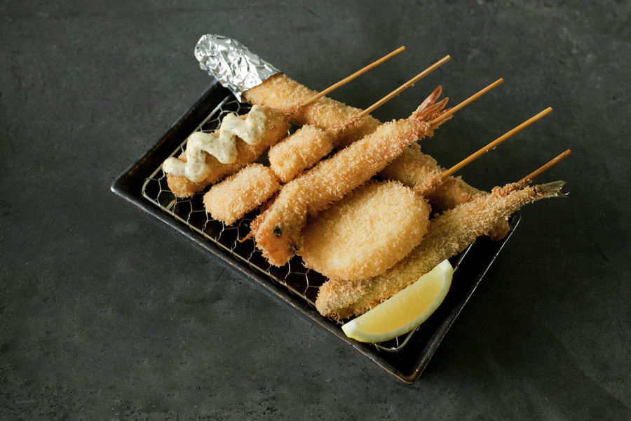 panko-singapore-kushikatsu-experience-review-restaurant-kushikatsu-set-meal