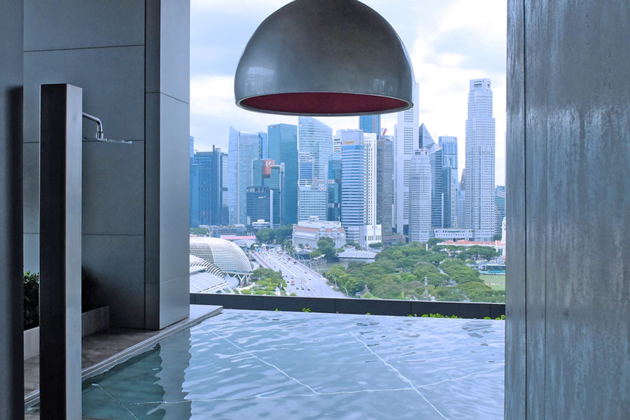 Jw Marriott Singapore Review Living The High Life In The Arts District